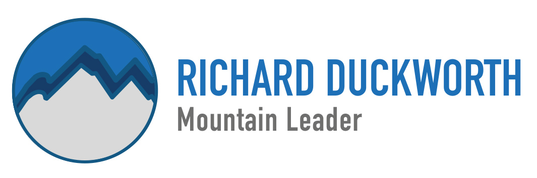 Richard Duckworth Mountain Leader Logo